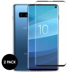 iMoshion Bildschirmschutzfolie Gerhard Glas 2er-Pack Galaxy S10
