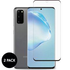 iMoshion Bildschirmschutzfolie Gerhard Glas 2er-Pack Galaxy S20