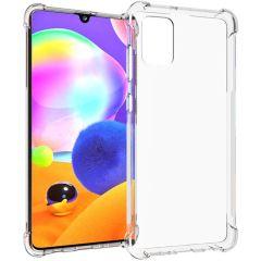 iMoshion Shockproof Case für das Samsung Galaxy A31 - Transparent