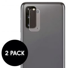 iMoshion Kameraprotektor aus Glas 2er-Pack Samsung Galaxy S20