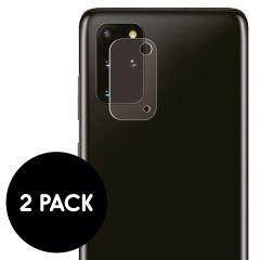 iMoshion Kameraprotektor aus Glas 2er-Pack Samsung Galaxy S20 Plus