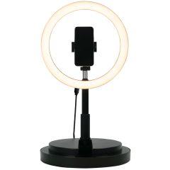 iMoshion LED-Ringleuchte - Schwarz