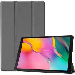 iMoshion Trifold Bookcase Grau Galaxy Tab A 10.1 (2019)