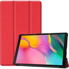 iMoshion Trifold Bookcase Rot Galaxy Tab A 10.1 (2019)