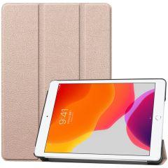 iMoshion Trifold Bookcase Gold iPad 10.2 (2019 / 2020)