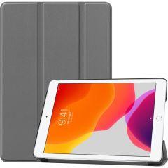 iMoshion Trifold Bookcase Grau iPad 10.2 (2019 / 2020)