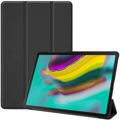 iMoshion Trifold Bookcase Samsung Galaxy Tab S5e - Schwarz
