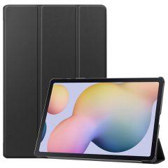 iMoshion Trifold Bookcase Samsung Galaxy Tab S7 Plus - Schwarz