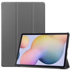 iMoshion Trifold Bookcase Samsung Galaxy Tab S7 Plus - Grau