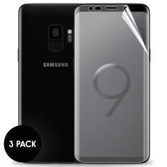 iMoshion Displayschutz Folie 3er-Pack Samsung Galaxy S9