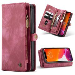 CaseMe Luxuriöse 2-in-1-Portemonnaie-Hülle Leder iPhone 12 Pro Max