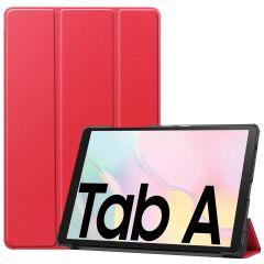 iMoshion Trifold Bookcase Samsung Galaxy Tab A7 - Rot
