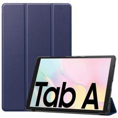 iMoshion Trifold Bookcase Samsung Galaxy Tab A7 - Dunkelblau
