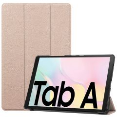 iMoshion Trifold Bookcase Samsung Galaxy Tab A7 - Gold