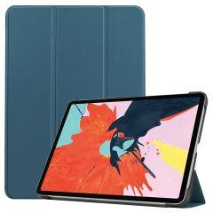 iMoshion Trifold Bookcase für das iPad Air (2020) - Dunkelgrün