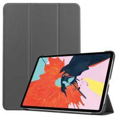 iMoshion Trifold Bookcase für das iPad Air (2020) - Grau