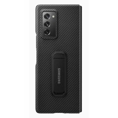 Samsung Aramid Standing Backcover Galaxy Z Fold2 - Schwarz