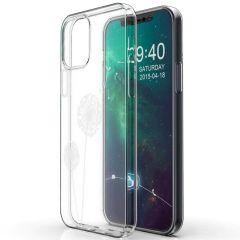 iMoshion Design Hülle iPhone 12 Mini - Pusteblume - Weiß