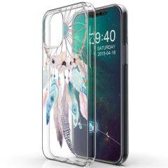 iMoshion Design Hülle iPhone 12 Mini - Traumfänger