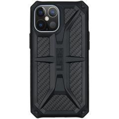 UAG Monarch Case für das iPhone 12 Pro Max - Carbon Fiber Black