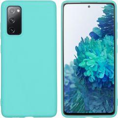 iMoshion Color TPU Hülle für das Samsung Galaxy S20 FE - Mintgrün