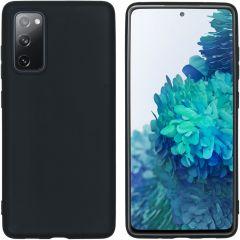 iMoshion Color TPU Hülle für das Samsung Galaxy S20 FE - Schwarz