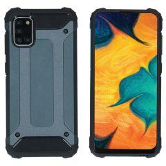iMoshion Rugged Xtreme Case Samsung Galaxy A31 - Dunkelblau