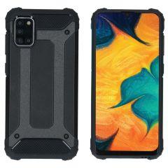 iMoshion Rugged Xtreme Case Samsung Galaxy A31 - Schwarz