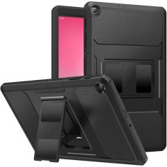 Accezz Robustes Back Case Galaxy Tab A 10.1 (2019) - Schwarz