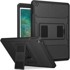 Accezz Robustes Back Case iPad (2018) / (2017) - Schwarz