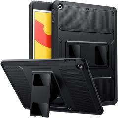 Accezz Robustes Back Case iPad 10.2 (2019 / 2020 / 2021) - Schwarz