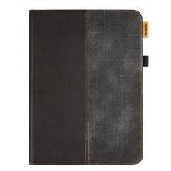 Gecko Covers Easy-Click 2.0 Cover für iPad Air (2020) - Schwarz / Grau