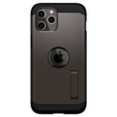 Spigen Tough Armor™ Case für das iPhone 12 (Pro) - Grau