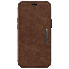 OtterBox Strada Book Case für das iPhone 12 Mini - Braun