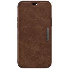 OtterBox Strada Book Case für das iPhone 12 (Pro) - Braun