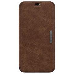 OtterBox Strada Book Case für das iPhone 12 Pro Max - Braun