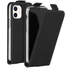 Accezz Flip Case Schwarz für das iPhone 12 Mini