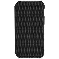 UAG Metropolis Klapphülle iPhone 12 Mini - Kevlar Black