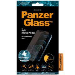 PanzerGlass Privacy Displayschutzfolie iPhone 12 Pro Max