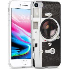 iMoshion Design Hülle iPhone SE (2020) / 8 / 7 / 6s - Classic Camera