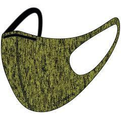 Blackspade Waschbarer Mundschutz Kinder 7-12 Jahre Stretch-Baumwolle