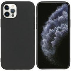 iMoshion Color TPU Hülle Schwarz für das iPhone 12 (Pro)