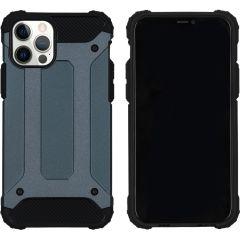 iMoshion Rugged Xtreme Case iPhone 12 (Pro) - Dunkelblau