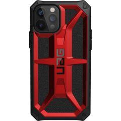 UAG Monarch Case für das iPhone 12 (Pro) - Rot