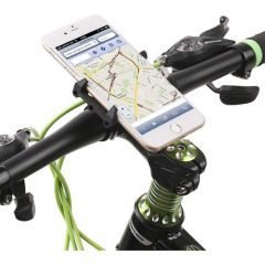GUB G86 Universal Handyhalterung Fahrrad - Schwarz