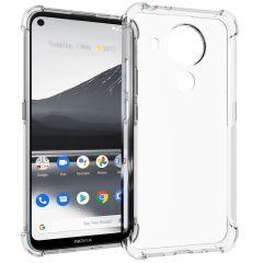 iMoshion Shockproof Case für das Nokia  3.4 / 5.4 - Transparent