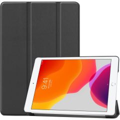 iMoshion Trifold Bookcase Schwarz iPad 10.2 (2019 / 2020)