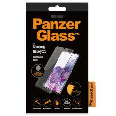 PanzerGlass Case Friendly Displayschutzfolie Samsung Galaxy S20