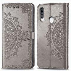 iMoshion Mandala Booktype-Hülle Samsung Galaxy A20s - Grau