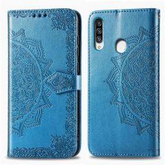 iMoshion Mandala Booktype-Hülle Samsung Galaxy A20s - Türkis